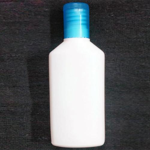 60 ml Flat Bottle With 19 mm Flip Top Cap