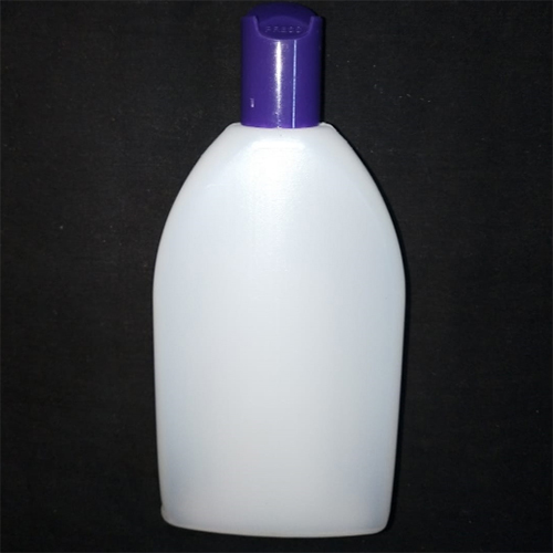 100 ml Flat Bottle With 19 mm Press Top Cap