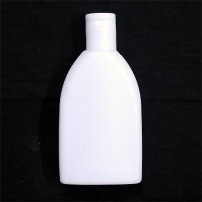 100 ml Flat Bottles With 19 mm Flip Top Cap
