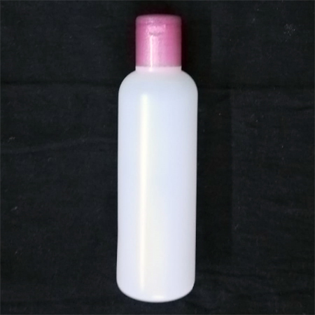 200 ml Round  Bottles With 24 mm Flip Top Cap