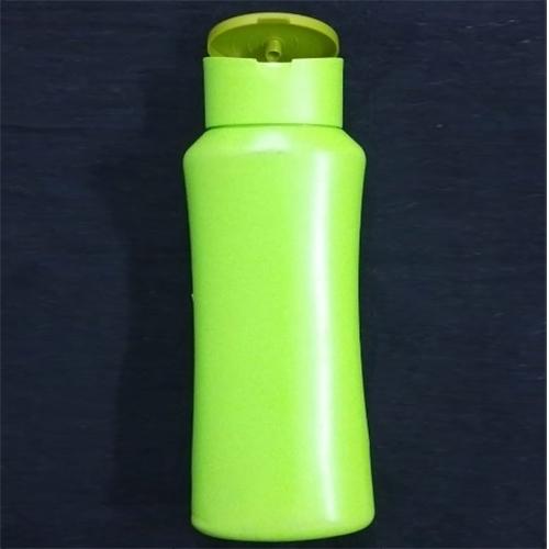 200 ml Shampoo Bottle with 2 Pieces Open Flip Top Cap