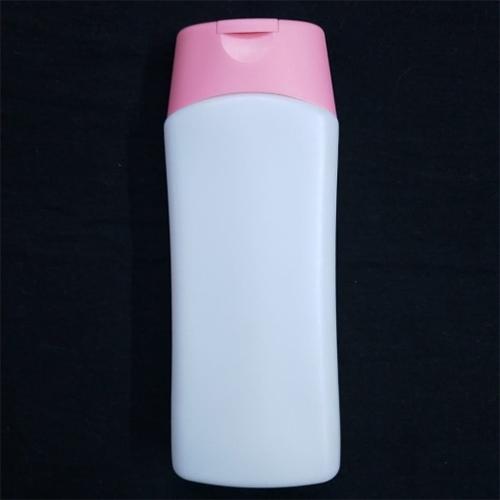 200 ml Sleek Bottle With Oval Flip Top Cap