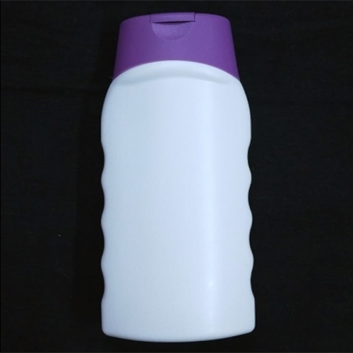 200 ml Oval Flip Top Cap Mark Bottle
