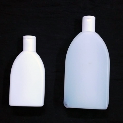 Flat Bottles With 19 mm Flip Top Cap
