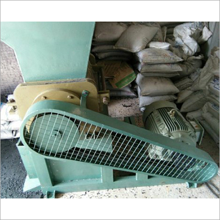 Plastic Scrap Grinder Machine