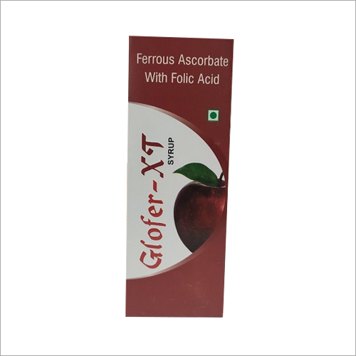 Glofer XT - Ferrous Ascorbate with Folic Acid