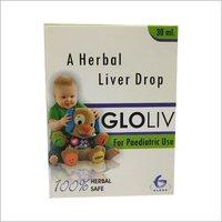 Gloliv - Herbal Liver drop