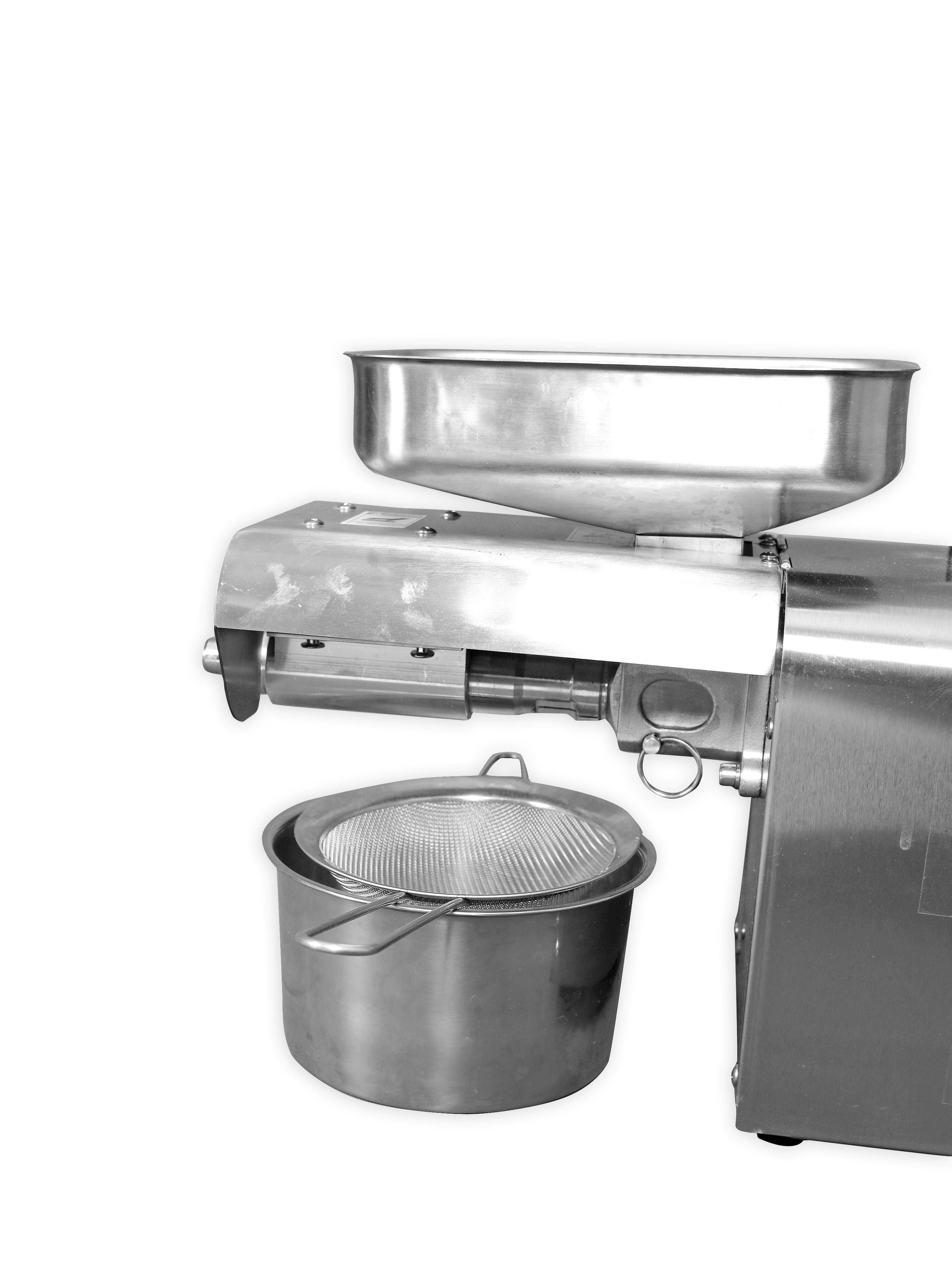 Domestic Oil Press Machine