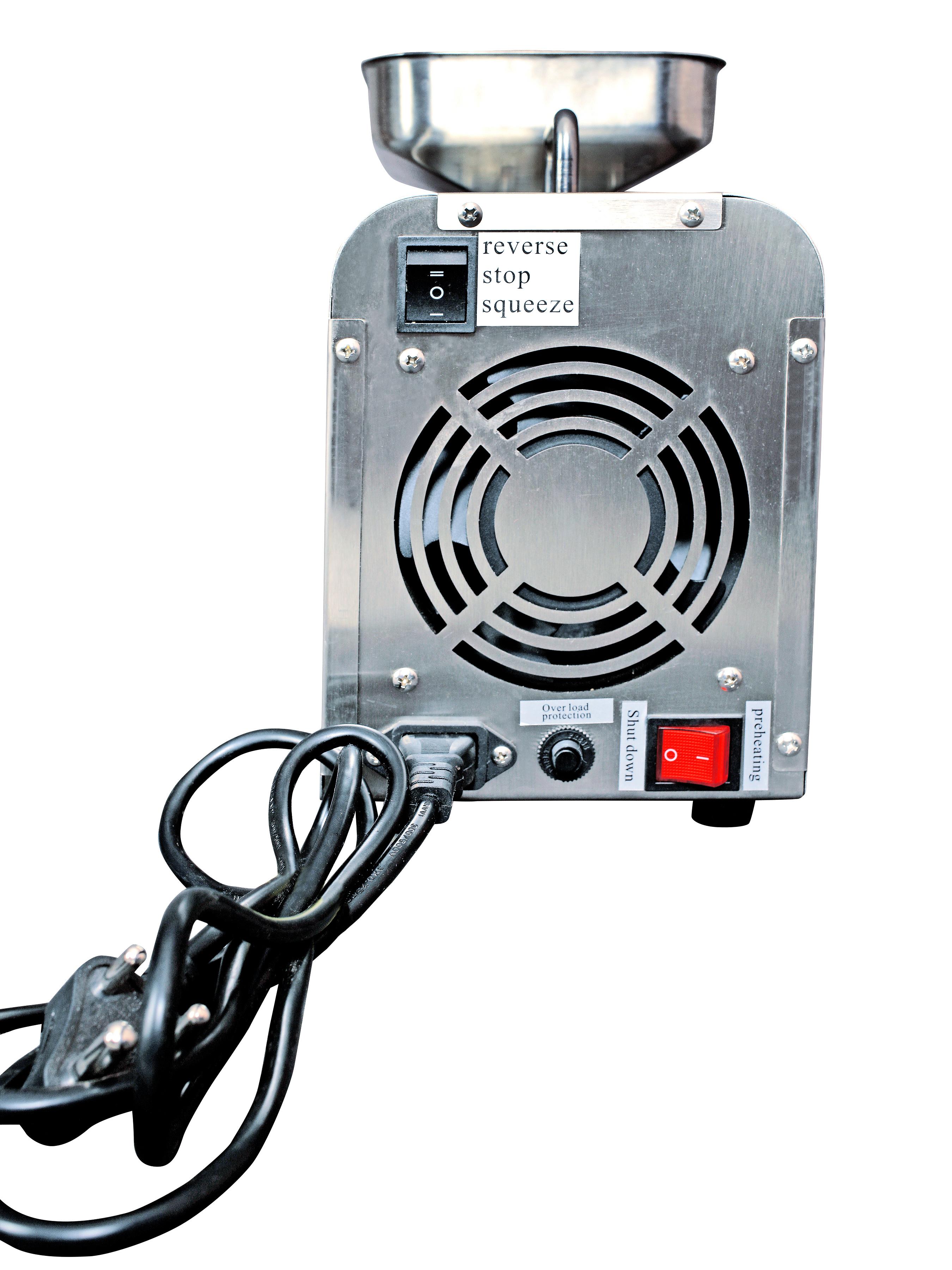 Home Oil Press Machine(600 W)