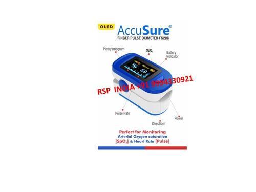 Accusure Finger Pulse Oximeter Fs20c