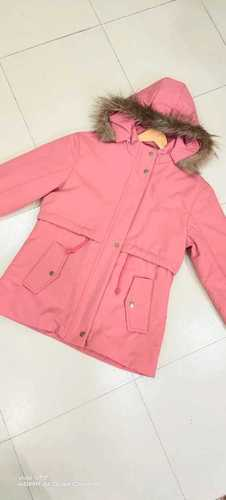 Ladies Detachable hoodie jacket