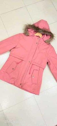Ladies Detachable hoodie jacket
