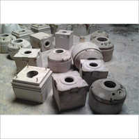 Precast Prefired Blocks For Burners