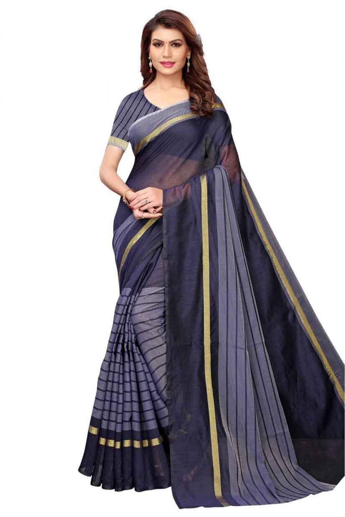 Cotton Silk Sarees