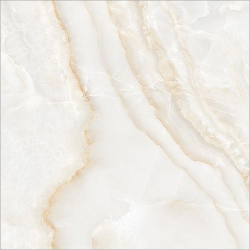 60x60 cm Almond Onyx Glossy Tiles
