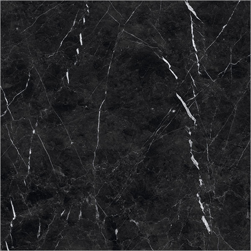 60x60 cm Black Marmo Hi Glossy Tiles