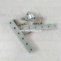 Porous Fixed Pipe Clamp