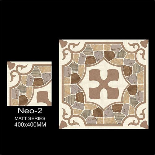 40x40 cm Matt Series Ceramic Floor Tiles