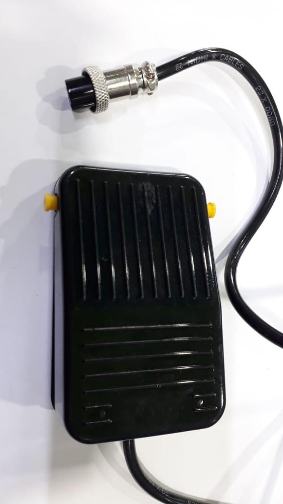 Single Paddle Foot Switch(plastic body)