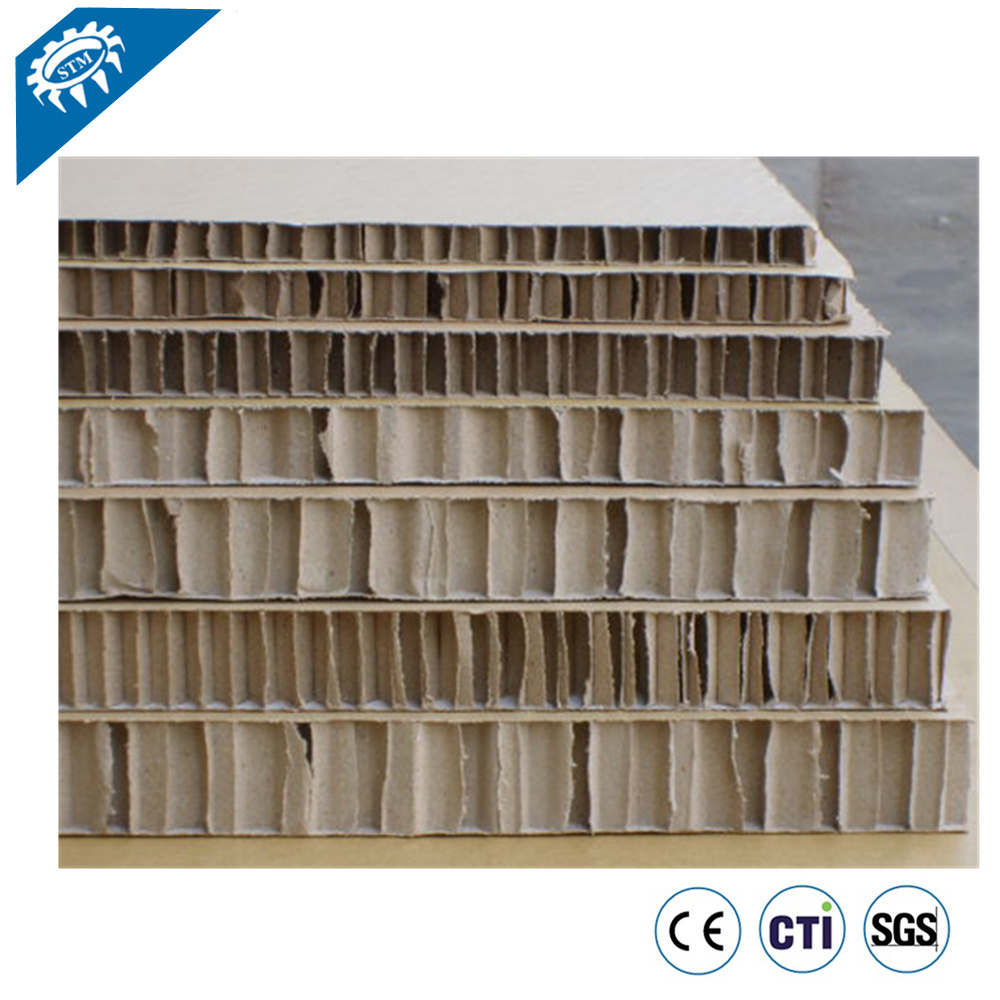 Tixtile cone packaging honeycomb board