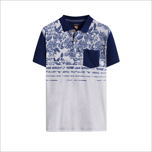 Men Collar Designer T-Shirt