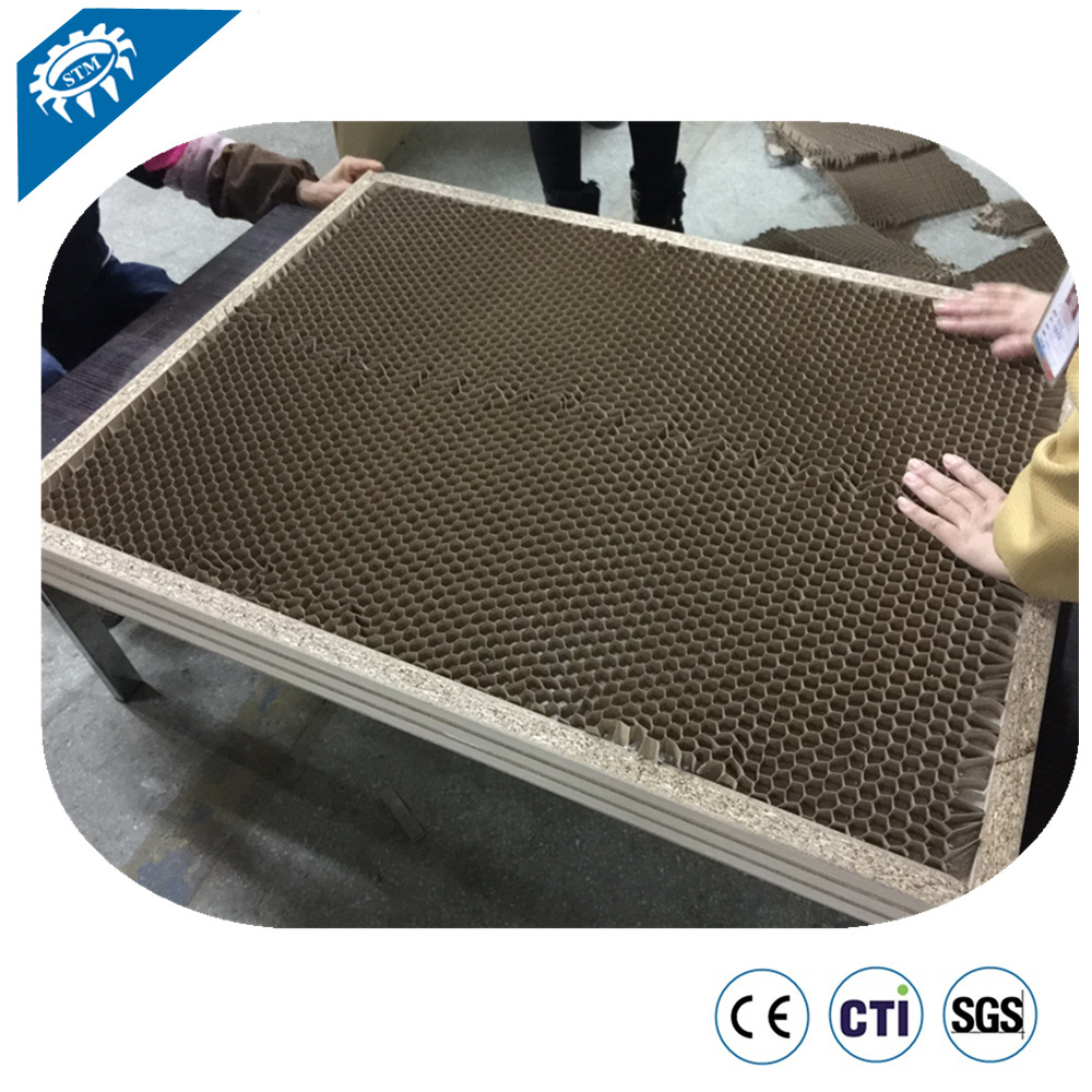 honeycomb core for pallet