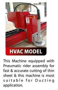 HAVIS CNC PLASMA CUTTING MACHINE