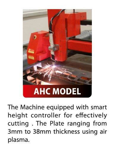 HAVIS CNC PLASMA CUTTING MACHINE