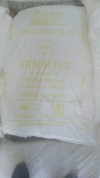 Himafine Calcined Kaolin Clay Powder