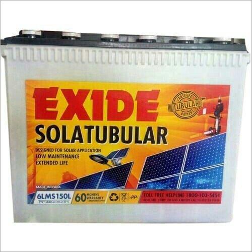 75L AH Solar Battery