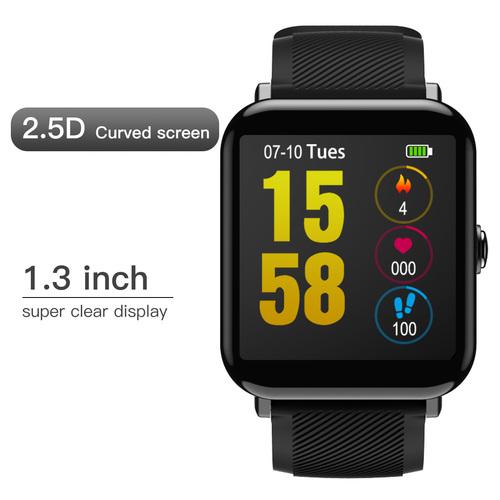 W2 Smart Watch IP67 Waterproof Fitness Tracker