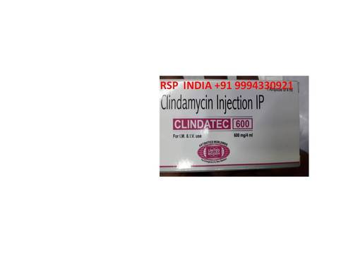 CLINDATEC 600MG - 4ML INJECTION