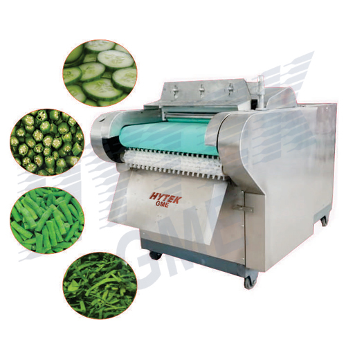 Coriander, Dhaniya, Palak, Okra, Beans Cutting Machine