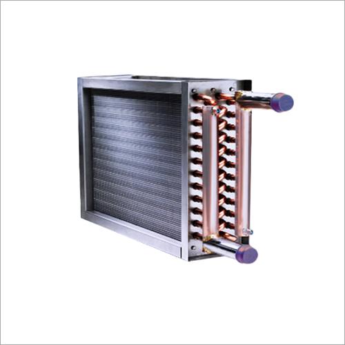 Dehumidifying Heating Cooling Coil
