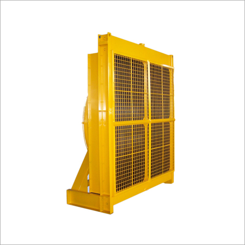 Diesel Generator And Industrial Radiator