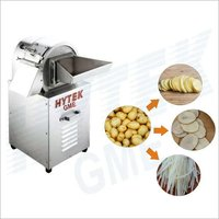 Turmeric, Haldi, Ginger, Potato, Carrot Cutting & Slicing Machine