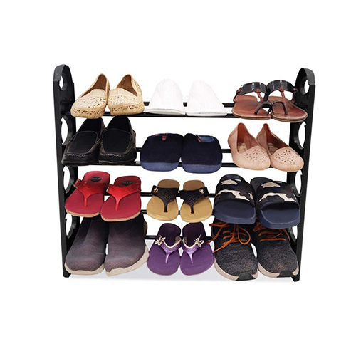 Multi Column Shoe Rack