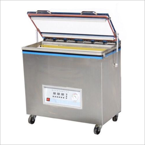 Single Chamber Vertical Vacuum Packaging Machine