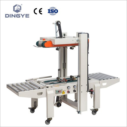 Automatic Height Adjustable Cartoon Sealer Machine