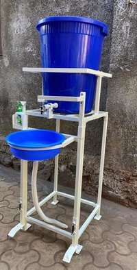 4 in 1 Hand Wash station