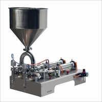 Industrial Double Head Paste Filler Machine