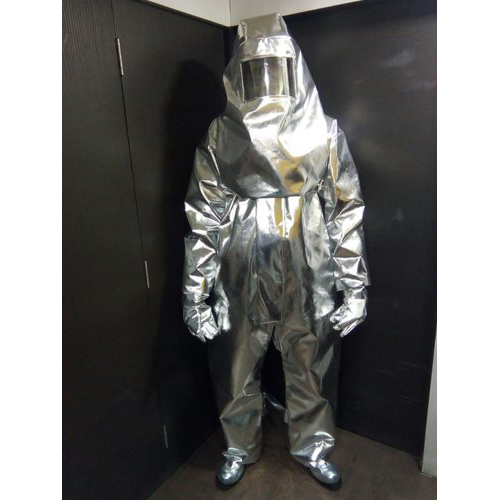 Fire Aluminized Proximity Suit