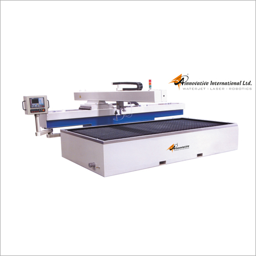 12-15 Series Flying Arm Structure Waterjet Cutting System