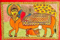 Kamdhenu Cow