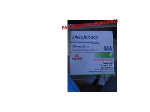DICLOFENACO 75MG-3ML SOLUTION