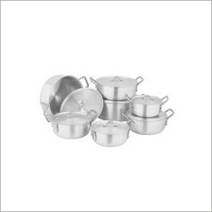 Aluminium Cooking Pot