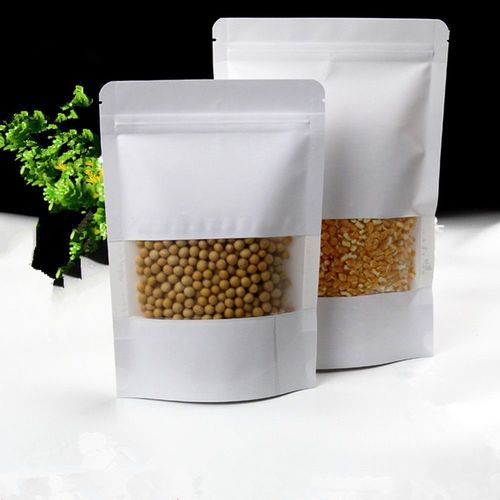 Plain Spices Packaging Bags