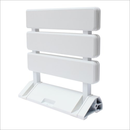 Steam shower folding seat