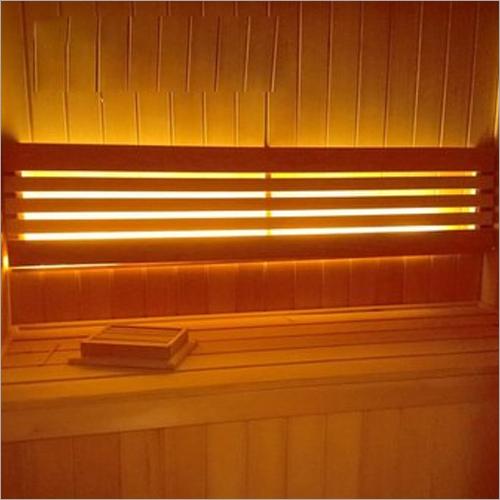 Wood Steamer Sauna Bath