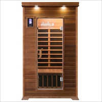 Red Cedar Infrared Sauna Bath